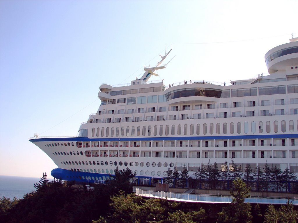 Sun Cruise Resort in Jeongdongjin