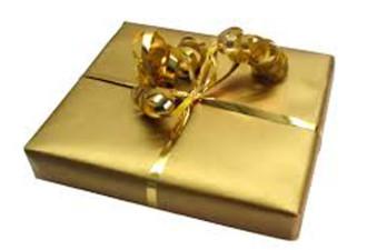 Хитрый подарок