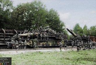 Цветные снимки Первой мировой войны (10 фото)