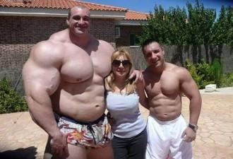 Горы мышц. Чем они думают, химики? (10 фото)