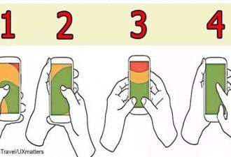 Как вы держите свой телефон — такой у вас и характер. Какой номер — это про вас?