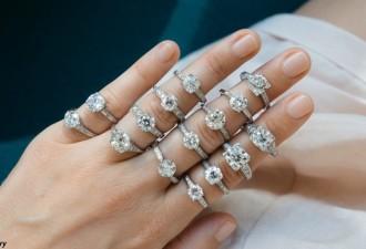 Чем дороже кольцо, тем короче будет брак!
