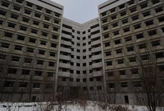 Проклятая больница- сумрачная зона