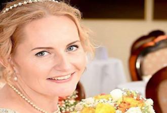 Женщина из Эстонии вышла замуж за саму себя