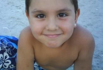 Сыну 9 лет — попросил проколоть ухо