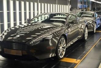 Aston Martin завершил производство DB9