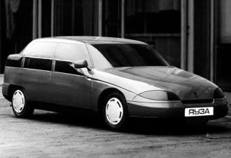 Самый необычный автомобиль СССР (6 фото)