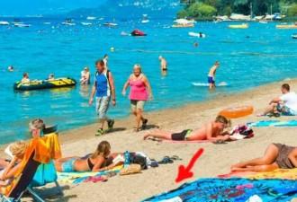 На пляжах в Италии запретили то, что у нас делают почти все