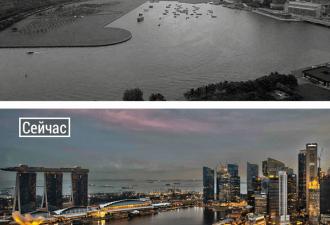 Как изменились со временем известные города мира (10 фото)