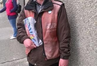 Раз в неделю он покупал бездомному кофе. И вот как тот его отблагодарил!
