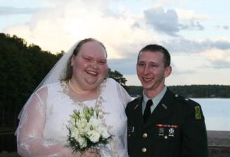 Самые необычные существующие влюбленные пары (10 фото)