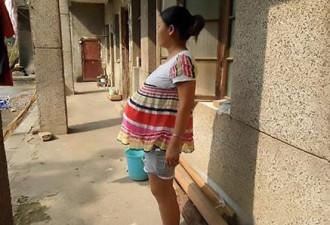 Китаянка беременна живым ребенком почти два года (1 фото)