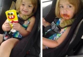 Курьезные снимки из серии «до и после» (10 фото)