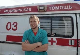 22-летний фельдшер Володя Урусов рассказал случай, который не оставит равнодушным!