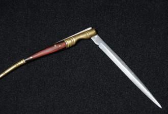 10 лучших боевых ножей мира (10 фото)