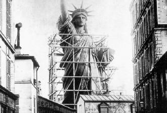 Немного людей в мире знают, КОМУ на самом деле принадлежит лицо статуи Свободы… (7 фото)