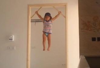 Невероятные способности двухлетнего мальчика (7 фото)