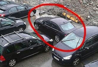 10 суровых наказаний за хамскую парковку! (10 фото)