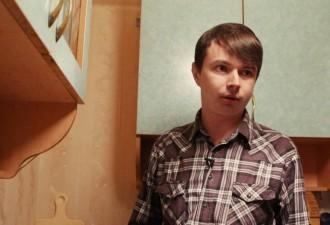Молодой человек целый месяц жил на МРОТ. Он сильно похудел и стал заторможенным