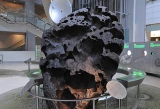 Крупнейшие метеориты, которые помнит история (7 фото)