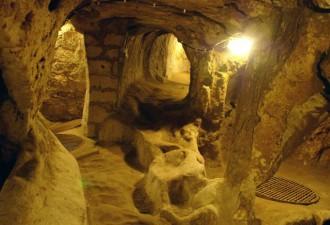 8 загадочных подземных городов со всего мира (8 фото)