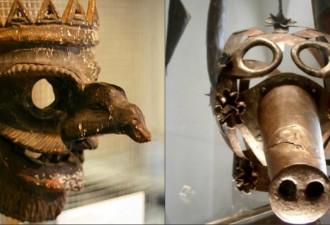 «Маски позора» в средневековье (4 фото)