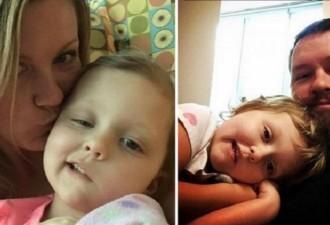 Родители знали, что у дочери это последний День Рождения (7 фото)