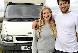 Посмотрите во что, они превратили свой фургон (8 фото)