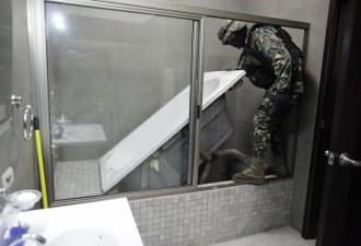Секретные тоннели скандального мексиканского наркобарона (10 фото)