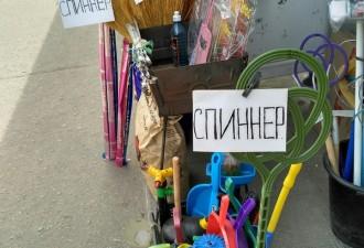Шарм рынков супермаркету и не снился (14 фото)