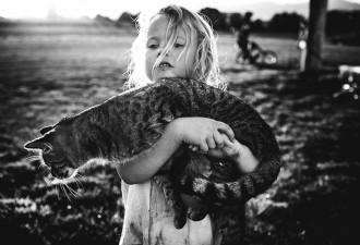 Как выглядит детство без гаджетов (10 фото)