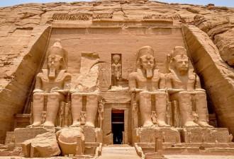 5 величайших древних строений вырубленных в скалах