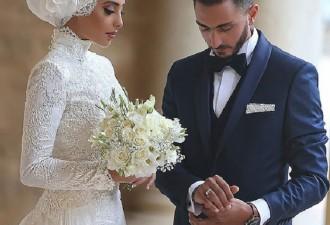Женщина в исламе: 12 фотографий мусульманских невест в свадебных хиджабах (12 фото)