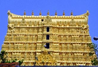 Самый богатый храм в мире