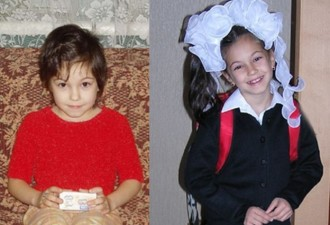 Фотографии детей в детских домах и в новых семьях (13 фото)