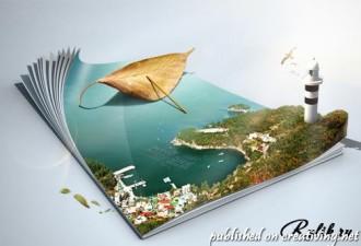 Креативная реклама туристических агентств (10 фото)