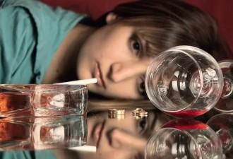 Когда пьет женщина — случай из жизни (3 фото)