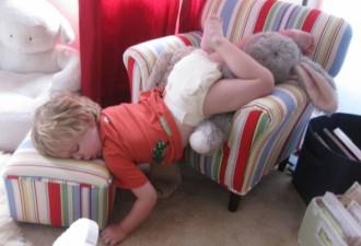 Спящие дети (13 фото)