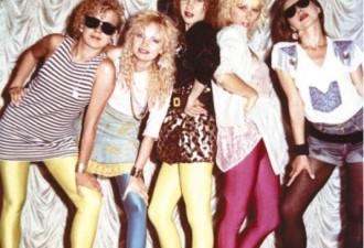 Лихие 90-е, мы одевались как могли (12 фото)
