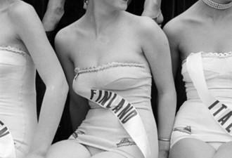 На заре красоты: лучшие снимки с первого конкурса «Мисс Вселенная» (10 фото)
