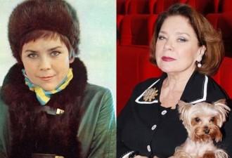 Лариса Голубкина: народная артистка РСФСР (9 фото)