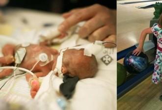 Дети которые выжили вопреки всему!!! (5 фото)