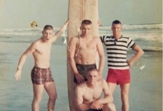Они сделали это фото перед тем, как ушли на войну