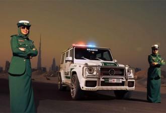 Полиция Дубая и их Ferrari, McLaren, Lamborghini, Bentley (7 фото)
