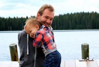 Ник Вуйчич: «Когда мой сын плачет, я не могу его обнять, но он подходит и обнимает меня»