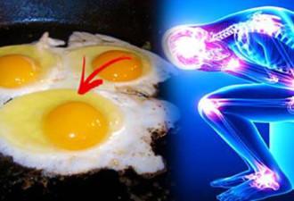 Знаете ли Вы, что может произойти, если съедать по 3 яйца в день? (2 фото)