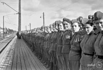 Женщины на войне: Правда, о которой Не принято Говорить…(15 фото)