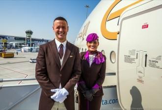 Вот КАК выглядит путешествие на борту самого роскошного самолета в мире (15 фото)