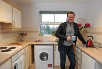 Миллионер готов отдать свою квартиру стоимостью $120 000 совершенно бесплатно, просто попросите его об этом! (5 фото)