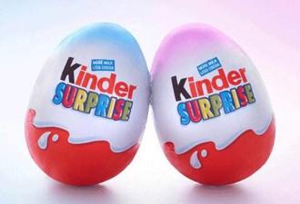 Как фасуют игрушки для шоколадных яиц (7 фото)